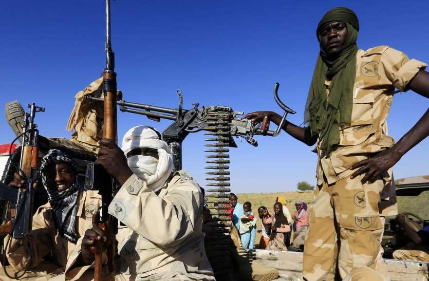 Sudan Violence: सूडान के दार्फुर में 500 आतंकियों ने हमला बोला, 60 लोगों की मौत