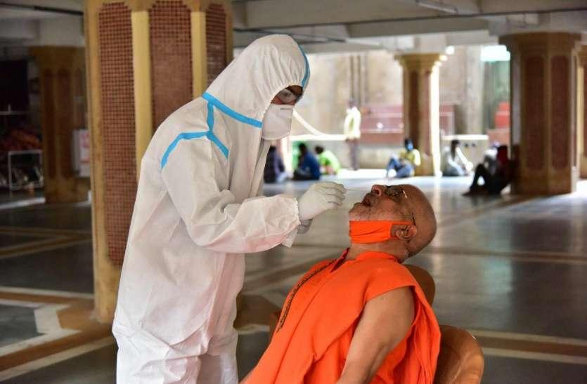 Gujarat: गुजरात में कोरोना  मरीजों का फिर नया रिकॉर्ड, 1110 नए मामले,  संख्या 55 हजार से ज्यादा