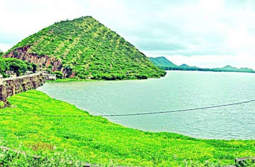 उदयपुर झील तंत्र एक महत्वपूर्ण वेटलैण्ड, संरक्षित करने की जरूरत