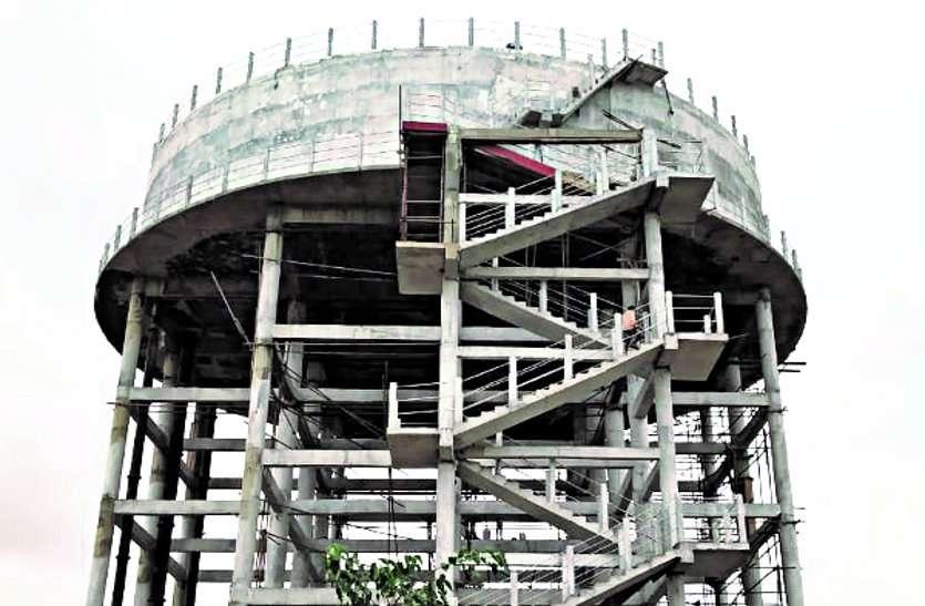 दक्षिण विस्तार में प्यास बुझाने की 16.60 करोड़ की फाइल जयपुर में अटकी