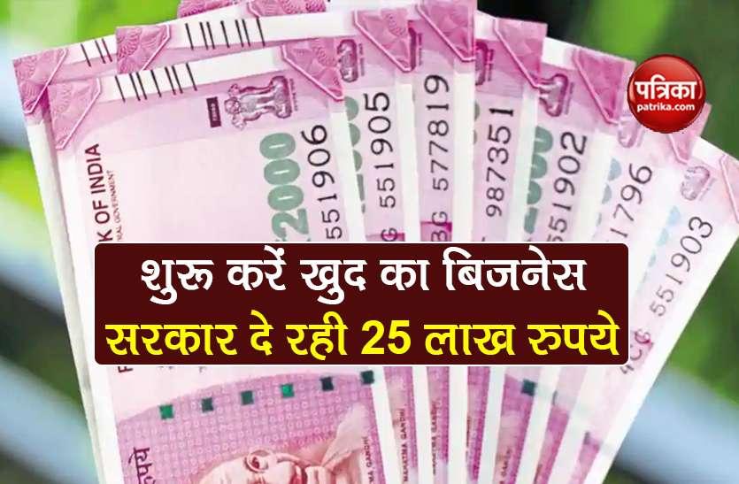PM Laghu Udyog Yojana: शुरू करें खुद का बिजनेस, सरकार दे रही 25 लाख रुपये, जानें कैसे उठाएं फायदा