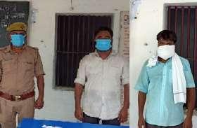 आजम खान के करीबी प्रधान के बेटे की हत्या में दो गिरफ्तार, गाँव में तनाव के बाद फोर्स तैनात