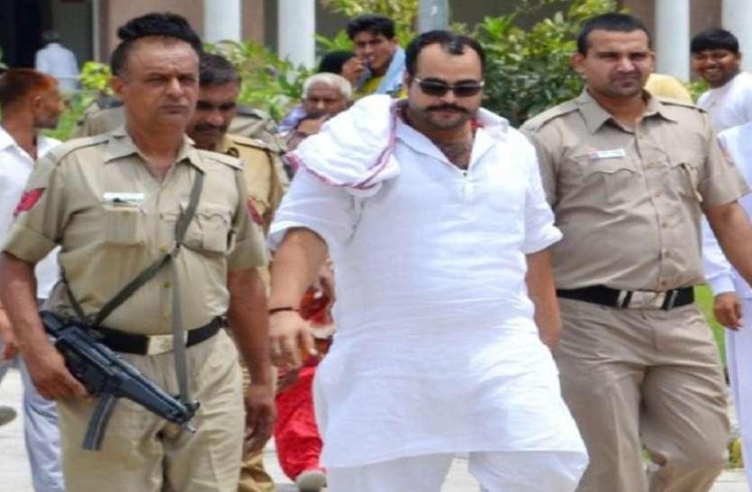 जेल में बंद कुख्यात सुनील राठी ने भाजपा विधायक को दी जान से मारने की धमकी, जानिए पूरा मामला