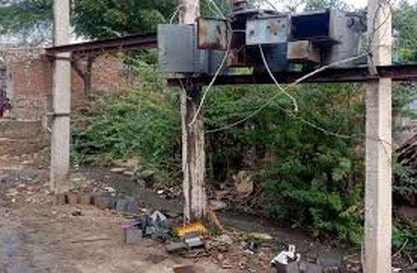 Transformer - इस क्षेत्रों में डीपी चोर सक्रिय