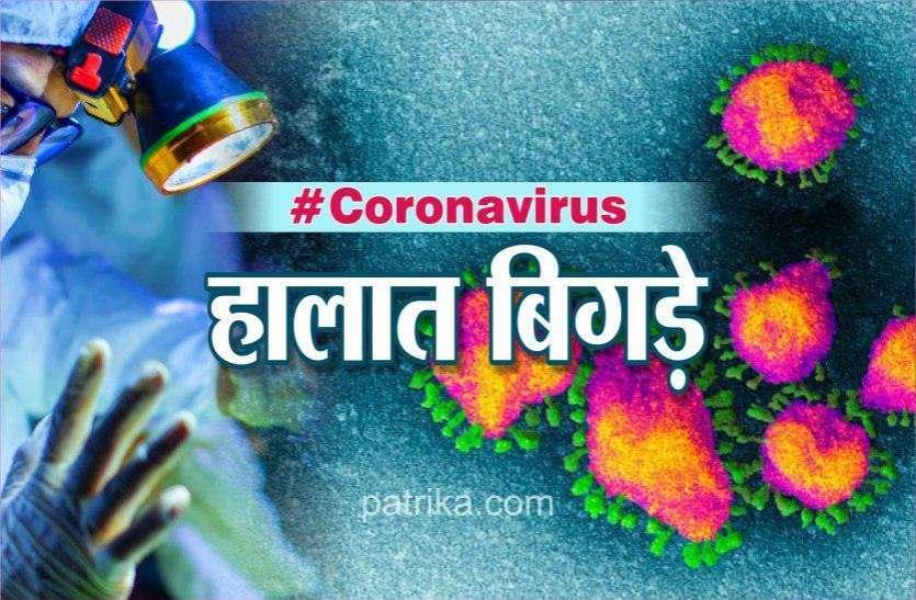स्वास्थ्य मंत्री के बंगले के 10 स्टाफ कोरोना पॉजिटिव, कैंसर पीडिता को माना जा रहा है वायरस का सोर्स