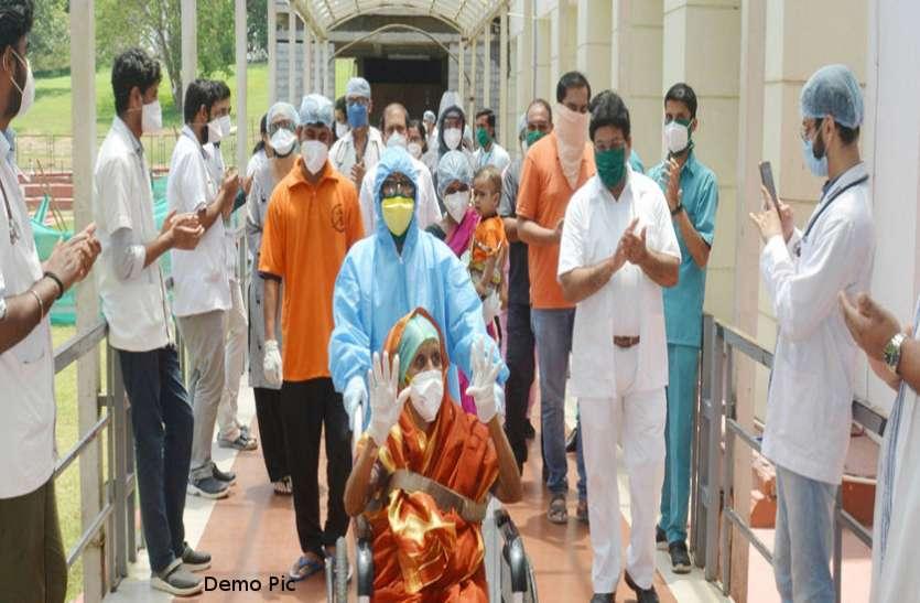 प्रदेश में कोरोना रिकवरी रेट 78.4 से गिरकर 65.5 पहुंचा, मृत्युदर बढ़ी