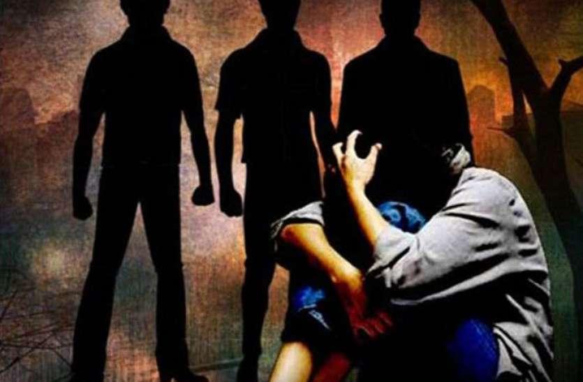 युवती का अपहरण कर गर्ल्स स्कूल में दुष्कर्म
