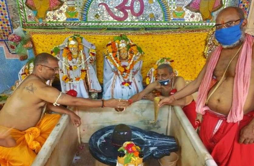 जोधपुर के इस शिवालय में 200 साल से प्रज्ज्वलित है अखंड ज्योत