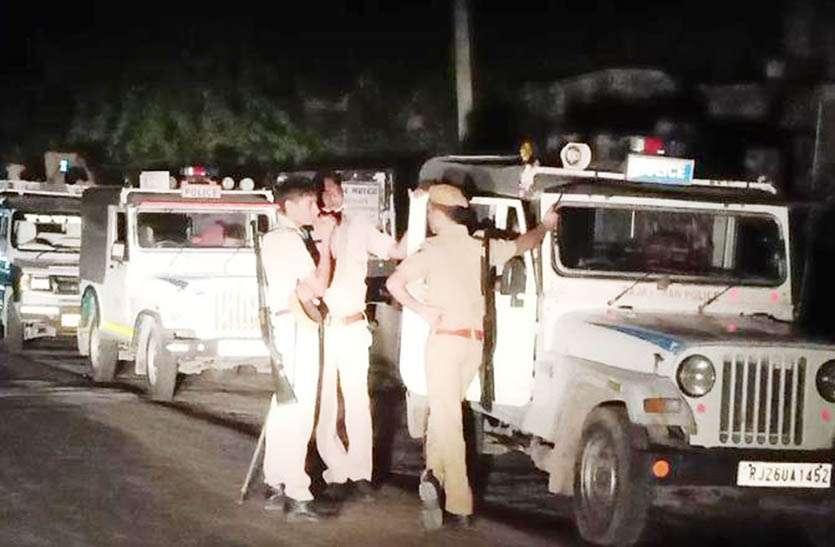 खनन माफिया ने पुलिस उपाधीक्षक पर किया हमले का प्रयास