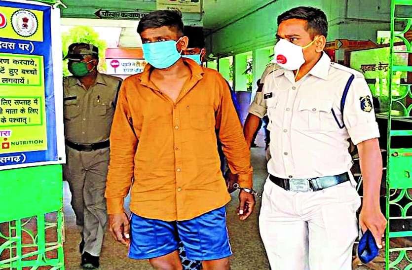 मोबाइल रिचार्ज के लिए 200 रुपए मांगने पर नहीं दिया तो कर दी हत्या, 12 घंटे में आरोपी को पुलिस ने धरदबोचा ...