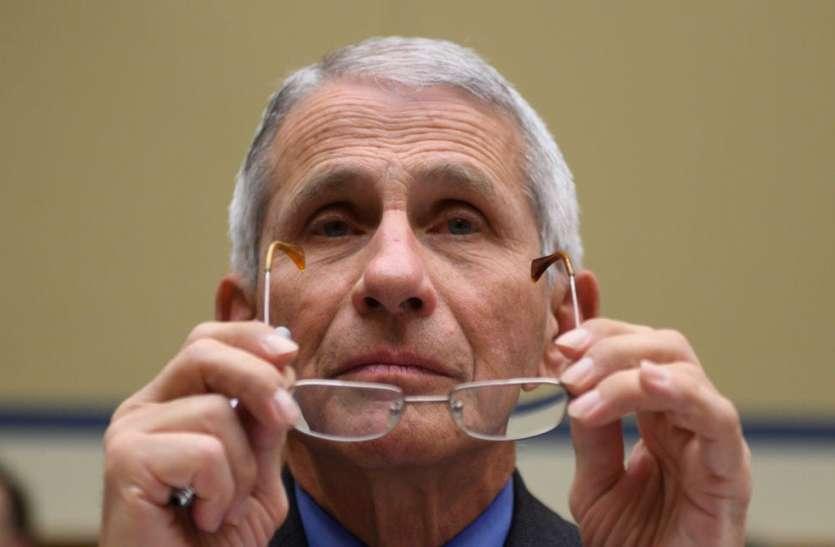 America: महामारी विशेषज्ञ फॉसी का दावा, साल के अंत तक ही मिल जाएगी वैक्सीन