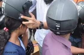 ब्रांडेड हेलमेट पहनना और बेचना अनिवार्य होगा, नहीं तो होगी कार्रवाई