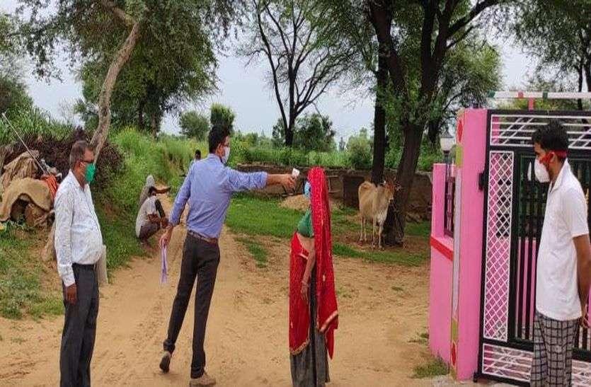 राजस्थान में यहां हुए 2585 कोरोना पॉजिटिव, 1914 हुए स्वस्थ
