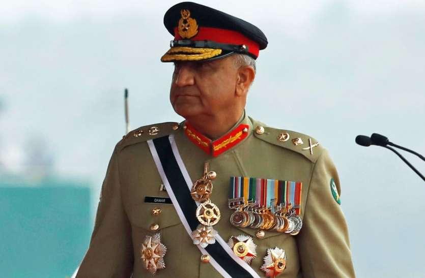 पाकिस्तान आर्मी चीफ चुपके से पहुंचे LOC, सैनिकों से कहा- चुनौतियों के लिए तैयार रहें