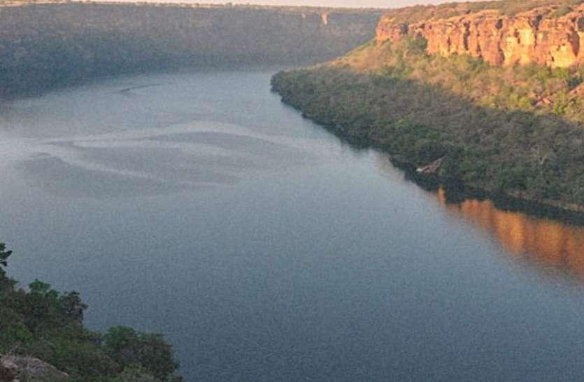727 गांवों की 15 लाख आबादी को मिलेगा चम्बल नदी का पानी