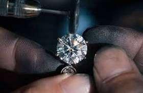 diamond glittering  मौका मिलते ही उछलेगा हीरा, चमक बरकरार