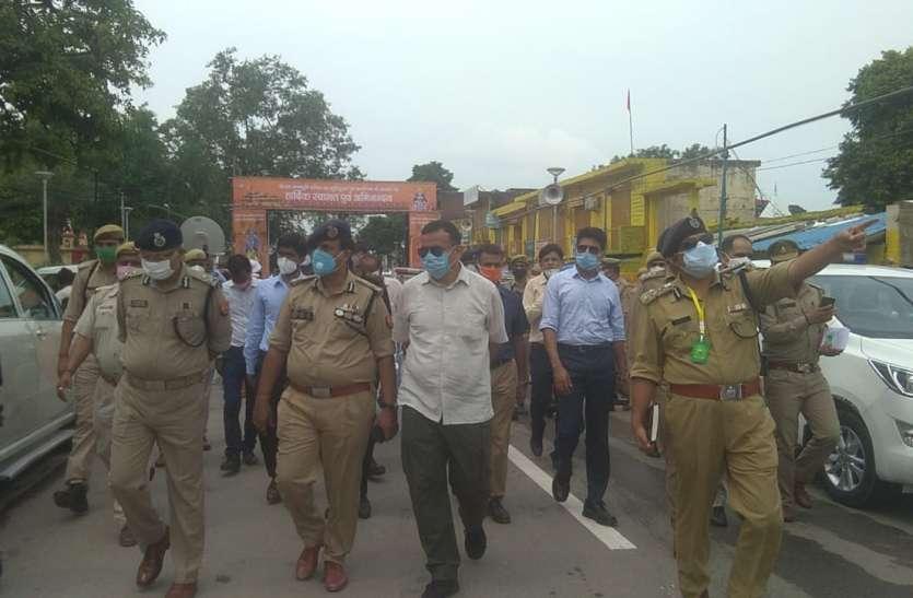 एसपीजी ने संभाली अयोध्या के सुरक्षा की कमान