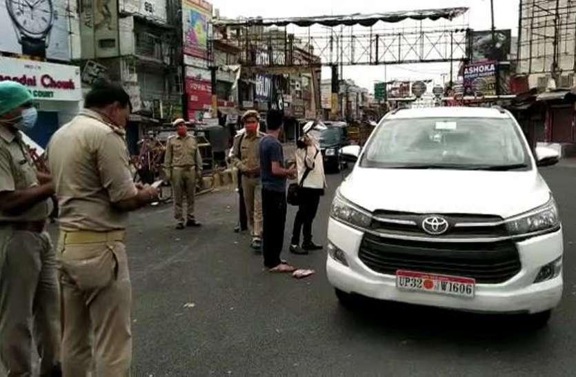 5 अगस्त: मेरठ में पुलिस फोर्स के साथ पीएसीने संभाला मोर्चा, देखें वीडियो-