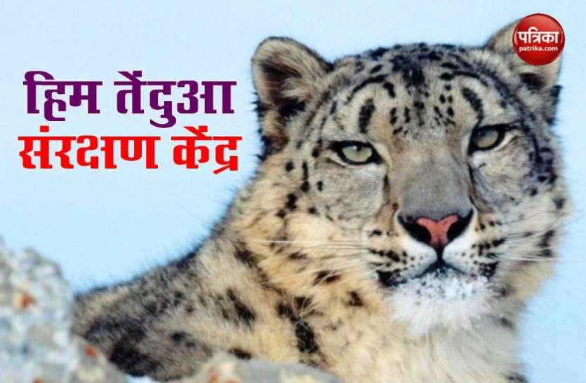 उत्तराखंड में बनेगा भारत का पहला Snow Leopard संरक्षण केंद्र