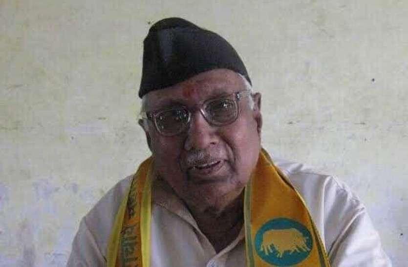 विहिप नेता जय बहादुर सिंह शेखावत का निधन, 93 साल की उम्र में ली आखिरी सांस