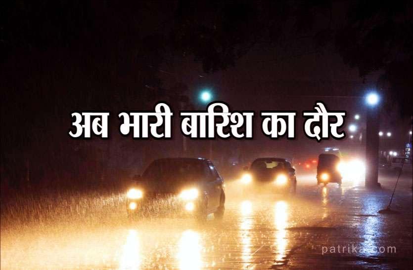 Weather Forecasts: पूरे राज्य में बारिश की चेतावनी, अब होगी अच्छी बारिश