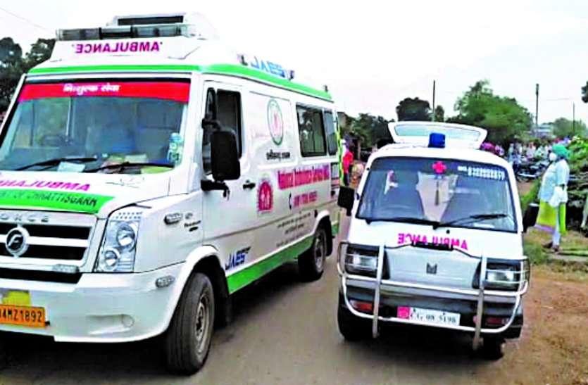 एम्बुलेंस की नहीं कराई जांच, 2200 अस्पतालों को नोटिस