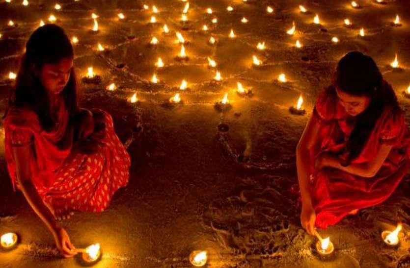 40 साल बाद दीपावली के एक दिन पहले धनतेरस, जानिए क्या है विशेष
