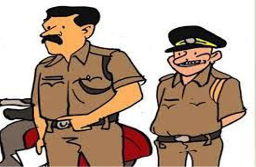 पुलिसकर्मियों की छुट्टी निरस्त करने से कर्मचारियों में रोष