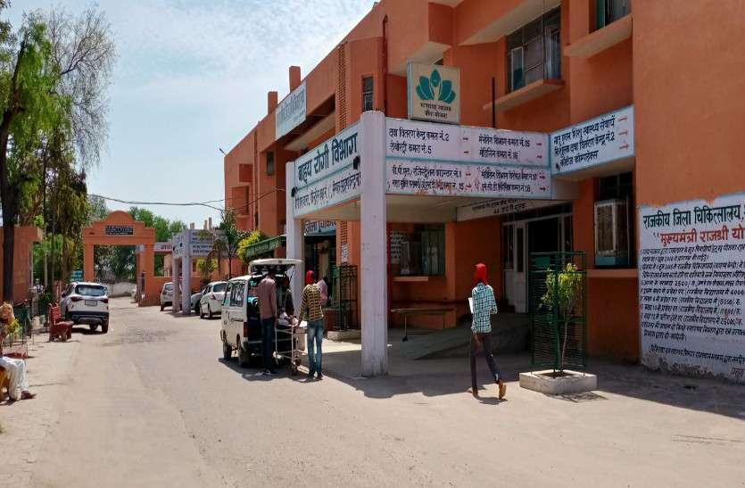 श्रीगंगानगर में मिला एक और कोरोना संक्रमित
