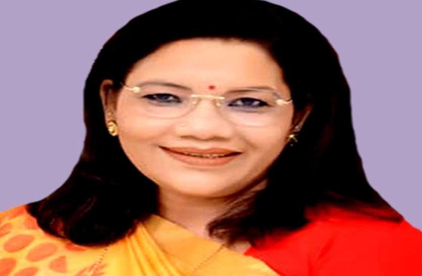केंद्रीय राज्य मंत्री रेणुका सिंह ने भूपेश सरकार को दी ये चेतावनी, महिला की मौत का जिक्र करते बिफरीं