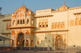रामराजा सरकार के दो निवास है खास, दिवस ओरछा रहत हैं, रैन अयोध्या वास