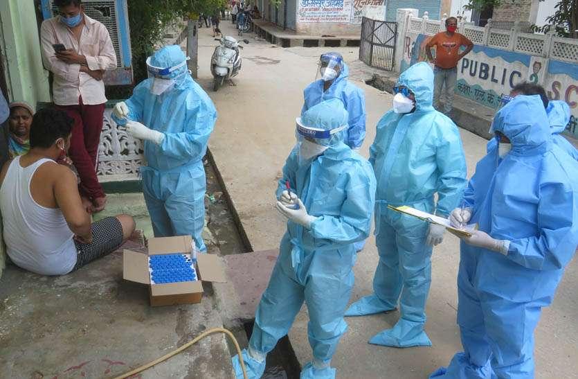 निवाई में दो व मालपुरा में एक पॉजिटिव मिले , कुल संक्रमितों की संख्या हुई 325