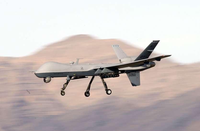 China से तनाव के बीच भारत को ड्रोन देगा अमरीका, 1000 पौंड के बम ले जाने में सक्षम