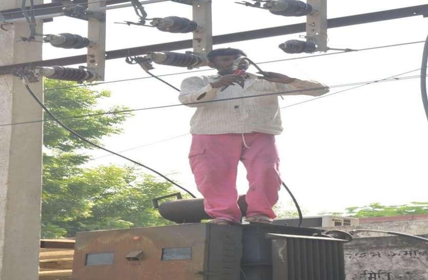 सतर्कता दलों ने 309 जगह बिजली चोरी पकड़ी
