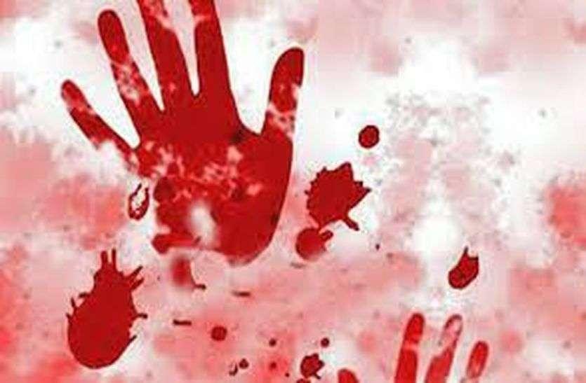 कुल्हाड़ी से पत्नी की हत्या कर पांच किलोमीटर दूर पुलिस थाने पहुंचा पति