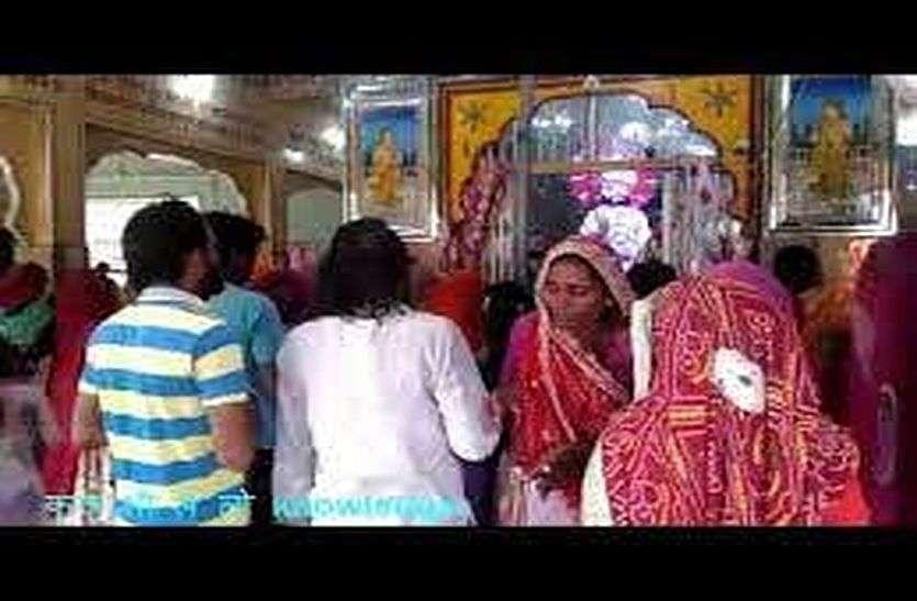 कोरोना का साया : खुंडियास बाबा रामदेव का सालाना मेला इस बार नहीं भरेगा