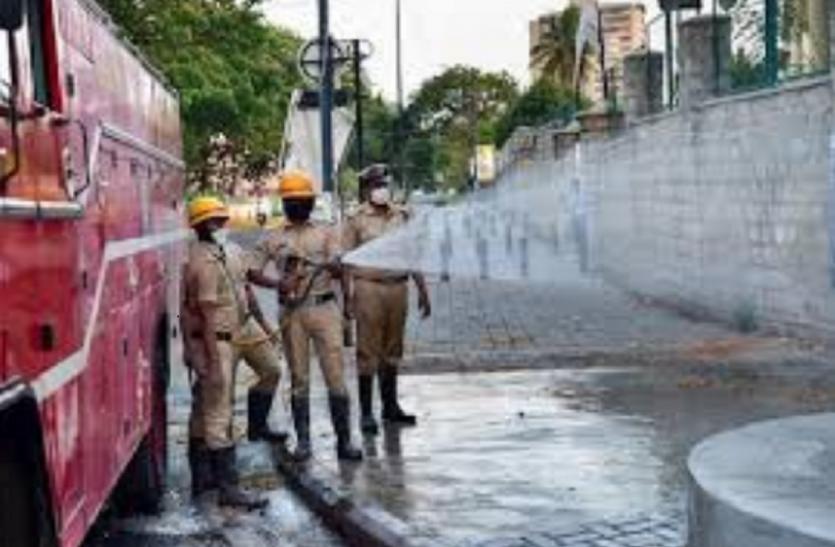 गुजरात: अहमदाबाद के कोविद-19 अस्पताल में आग, 8 की मौत, सीएम तलब की रिपोर्ट