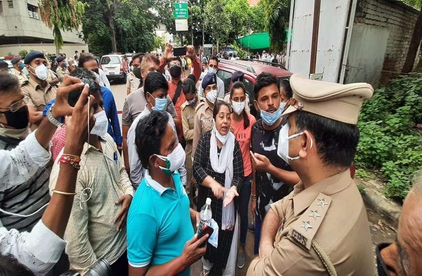अहमदाबाद के कोविड हॉस्पिटल में आग से इन 8 मरीजों की हुई मौत