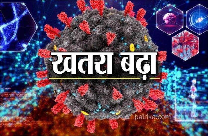 दिल्ली भी पीछे छूटी: 1 से 2 लाख कोरोना संक्रमित मरीजों वाले राज्यों में छत्तीसगढ़ से कम एक्टिव केस