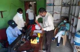 रीवा में समानांतर कार्यालय चला रहा था घोटाले का आरोपी निलंबित बाबू, अफसरों का छापा