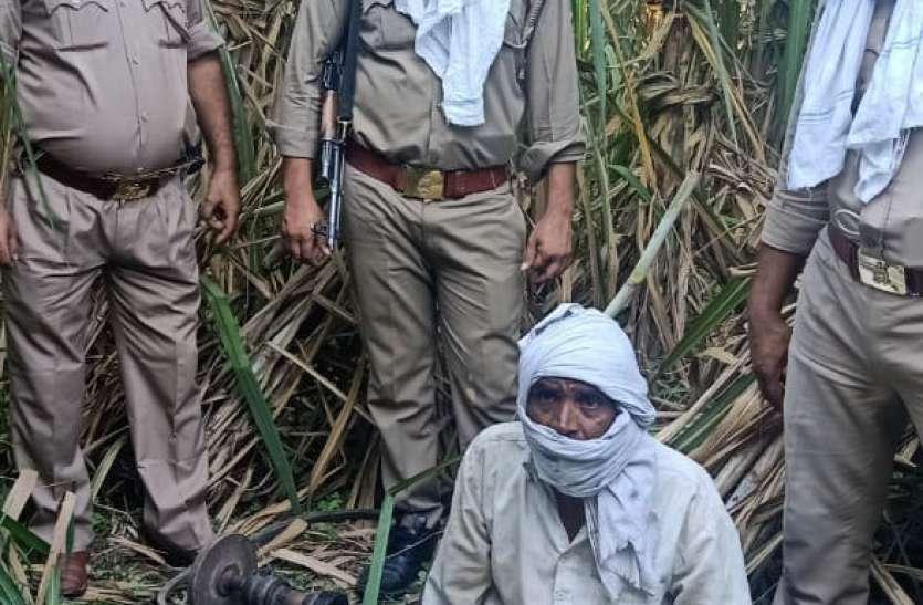 यूपी: शामली के जंगलों में चल रही थी तमंचा फैक्ट्री