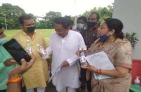 शुद्धिकरण : कांग्रेस छोड़कर भाजपा में गए विधायकों के क्षेत्र में बांटेंगे गंगाजल