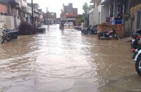 जिले में कई जगह वर्षा से मौसम खुशनुमा