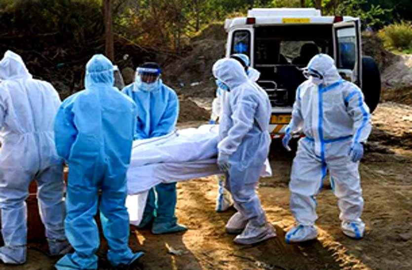 बड़ा खतरा: 11 दिनों में 50 कोरोना मरीजों की मौत, इनमें 22 की जान ऑक्सीजन लेवल घटने से गई