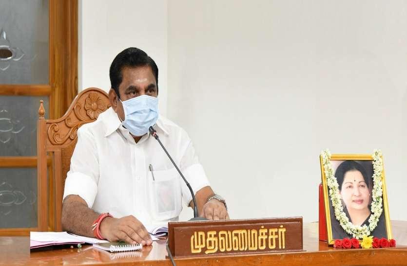 मुख्यमंत्री पलनीस्वामी ने कोझिकोड विमान हादसे में मारे गए लोगों के प्रति शोक जताया