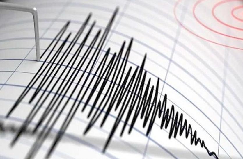 भूकंप के झटकों से थर्राया ओडिशा, दहशत में लोग