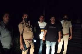 पुलिसकर्मियों पर चाकू से हमला करने के आरोपी को मुठभेड़ में लगी गोली, दिखा खौफनाक मंजर