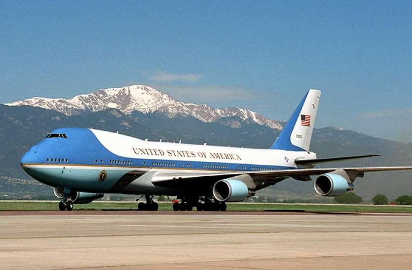 Air force one की गति पांच गुना अधिक होगी, सात घंटे का सफर 90 मिनट में करेगा तय
