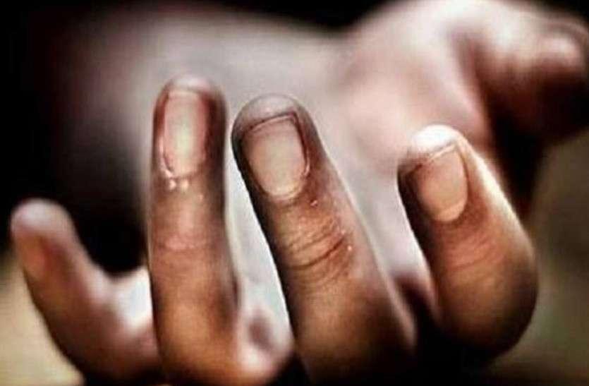 लाठी से पीट-पीटकर पिता की हत्या, पुलिस ने आरोपी को किया गिरफ्तार