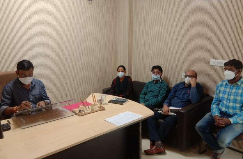 26 दिवस में 6500 कोरोना संक्रमण की जांच, जानें स्थिति